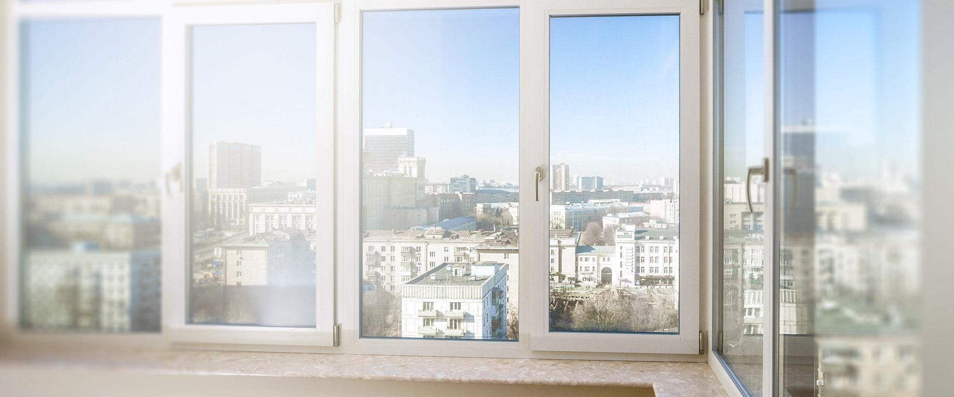 Изображение окна